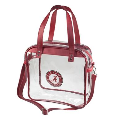 Alabama Clear Carryall Tote