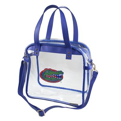 Florida Clear Carryall Tote