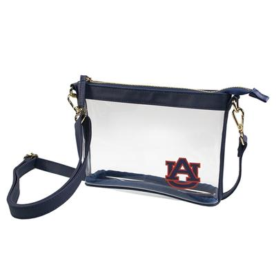 Auburn Game Day Clear Crossbody Bag