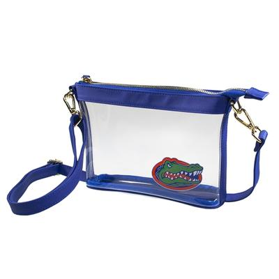 Florida Game Day Clear Crossbody Bag