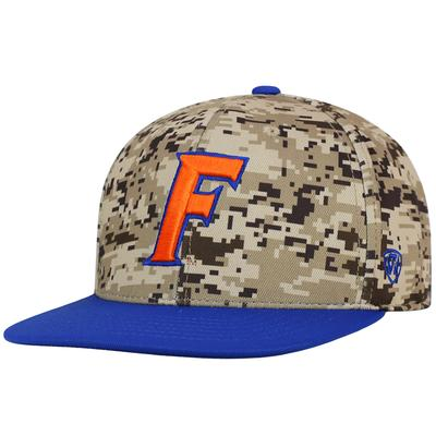 Florida Top of the World Fitted Digi Camo Hat
