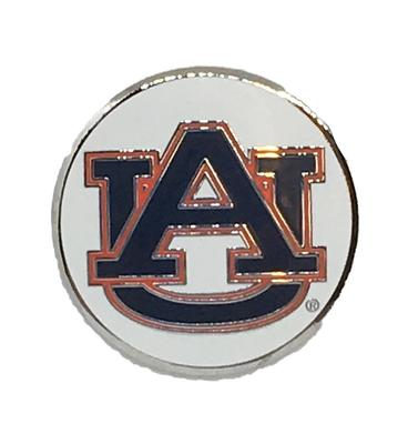 Auburn 25mm Domed Ball Markers