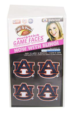 Auburn Fandazzler Face Cal 4 Pack