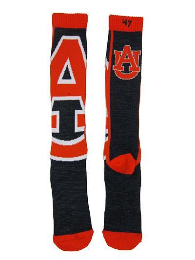 Auburn 47 Hot Box Socks