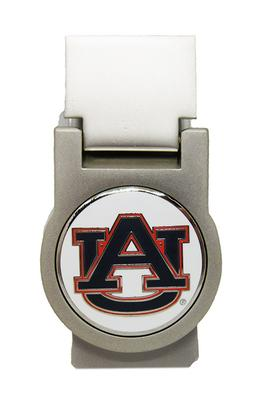 Auburn Nickel Money Clip
