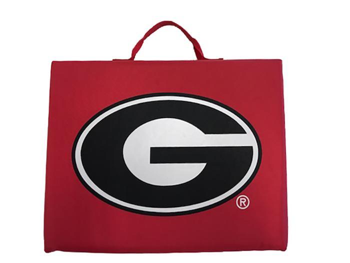 Georgia Logo Chair Bleacher Cushion