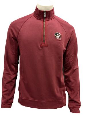 Florida State Tommy Bahama Ben & Terry Coast Core Half Zip Pullover