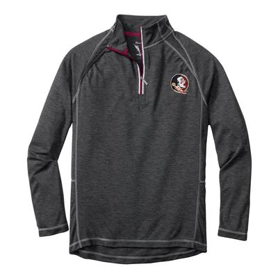 Florida State Tommy Bahama Firewall Core Half Zip Pullover