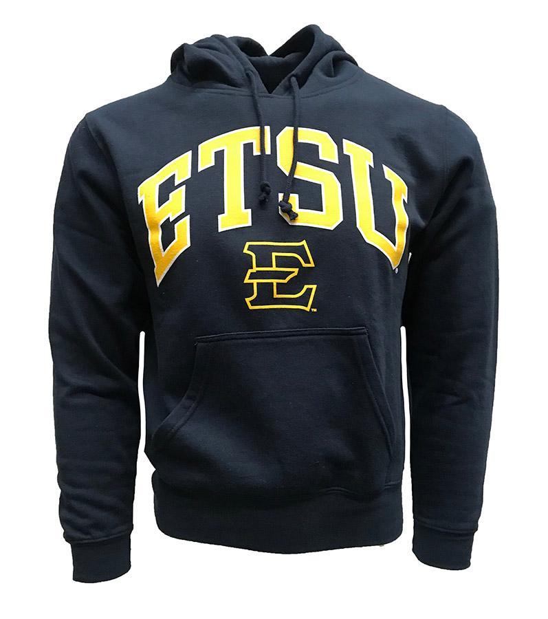 Etsu Arch Logo Hooded Sweatshirt