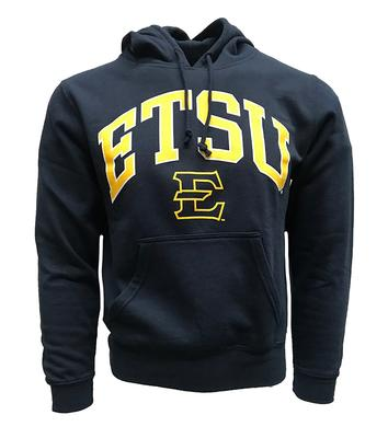 ETSU Arch Logo Hooded Sweatshirt