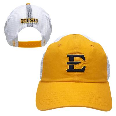 ETSU Top Of The World E Logo Adjustable Trucker Hat