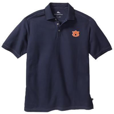 Auburn Tommy Bahama Emfielder Core Polo