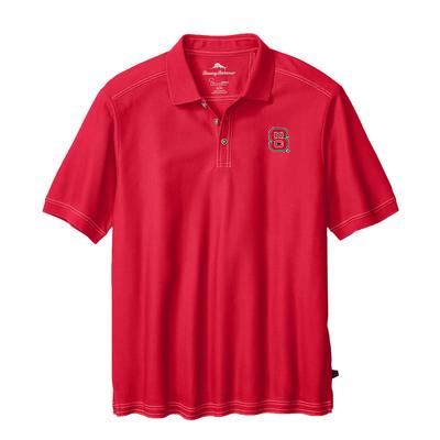 NC State Tommy Bahama Emfielder Core Polo