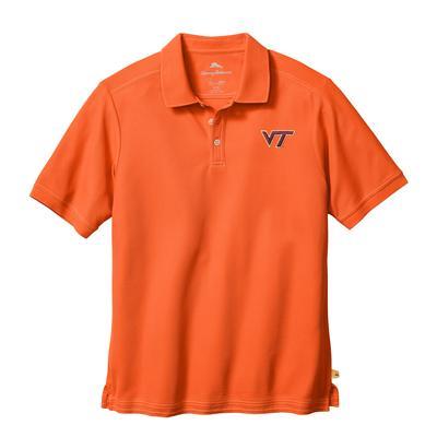 Virginia Tech Tommy Bahama Emfielder Core Polo