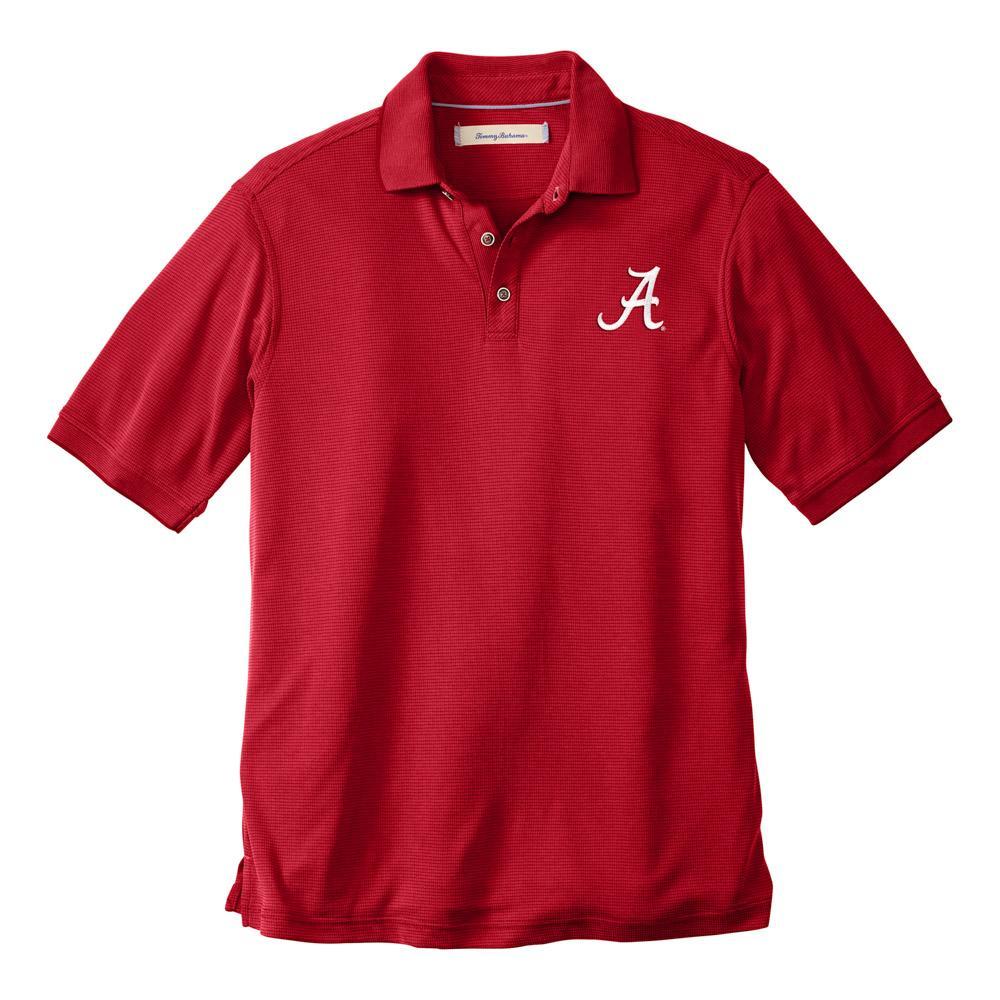 Alabama Tommy Bahama All Square Core Polo