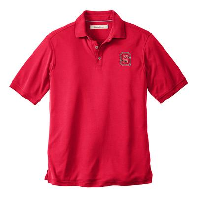 NC State Tommy Bahama All Square Core Polo