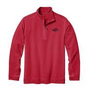 Arkansas Tommy Bahama Ben & Terry Coast Core Half Zip Pullover
