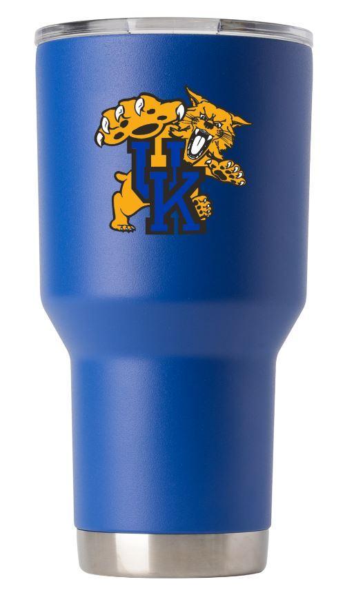 Kentucky Wildcats Gametime Sidekick 30oz Uk Wildcat Tumbler With Lid