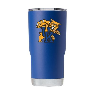 Kentucky Gametime Sidekick 20oz UK Wildcat Tumbler With Lid