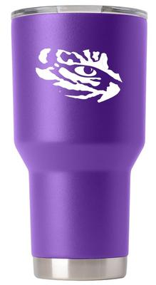 LSU Gametime Sidekick 30oz Tiger Eye Tumbler With Lid