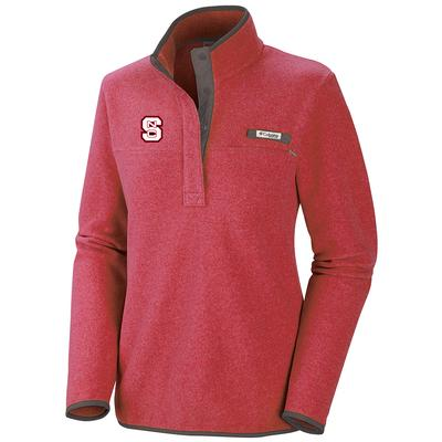 NC State Columbia Women's Harborside Fleece