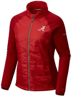 Alabama Columbia Women's Mach 38 Hybrid Jacket