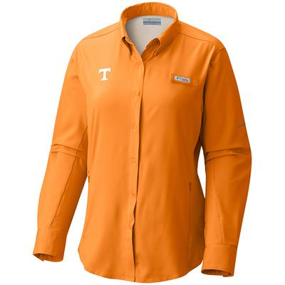Tennessee Columbia Women's Tamiami Long Sleeve Shirt