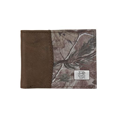 e14efe505e27 Florida State Realtree Bi-Fold Leather Wallet