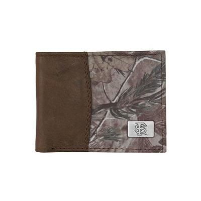 Florida State Realtree Bi-Fold Leather Wallet