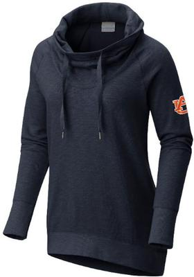 Auburn Columbia Women's Down Time Pullover
