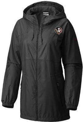 Florida State Columbia Women's Flashback Long Windbreaker