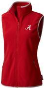 Alabama Columbia Women's Fuller Ridge Fleece Vest
