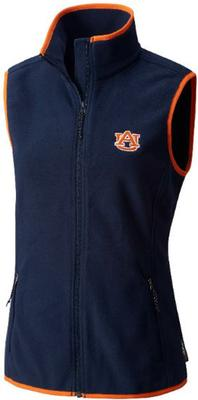 Auburn Columbia Women's Fuller Ridge Fleece Vest