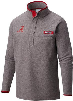Alabama Columbia Harborside Fleece Pullover