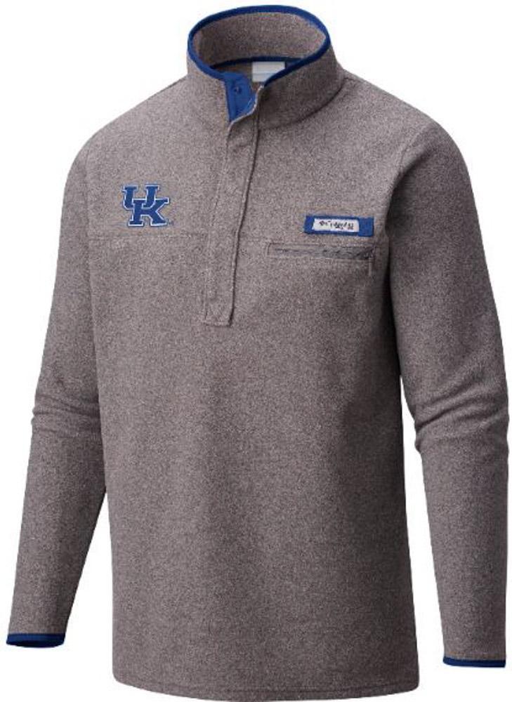 Kentucky Columbia Harborside Fleece Pullover