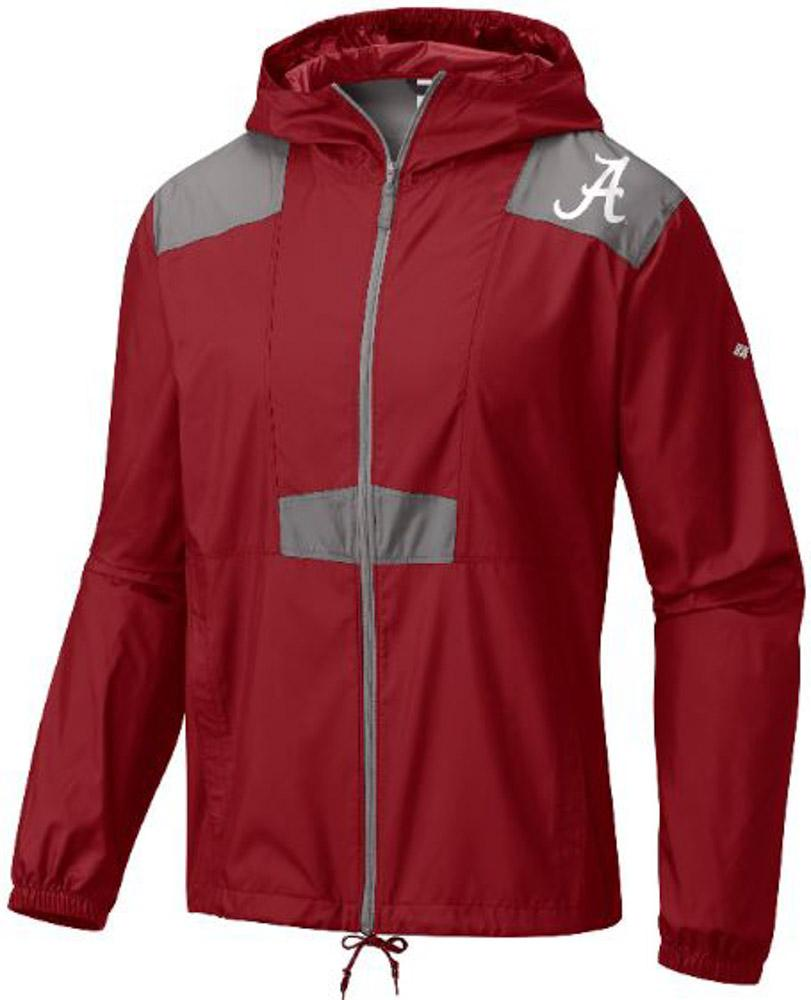 Alabama Columbia Flashback Windbreaker