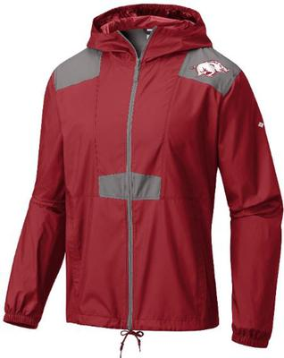 Arkansas Columbia Flashback Windbreaker