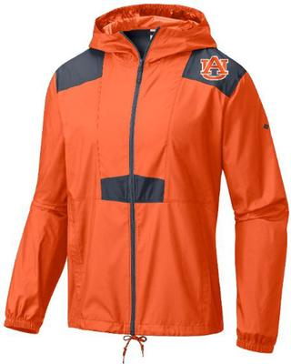 Auburn Columbia Flashback Windbreaker