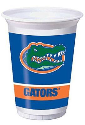 Florida 20 Oz. Plastic Cups 8 Pack