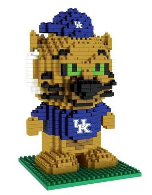 Kentucky 3D Brix Mascot Building Blocks Puzzle Set