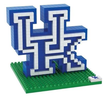 Kentucky 3D Brix Logo Building Blocks Puzzle Set