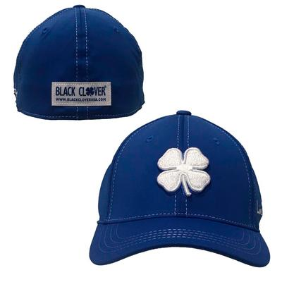 Royal Black Clover Vintage Clover Hat