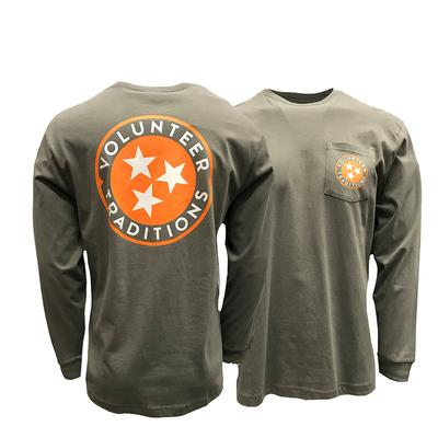 State of Tennessee Tristar Long Sleeve Tee