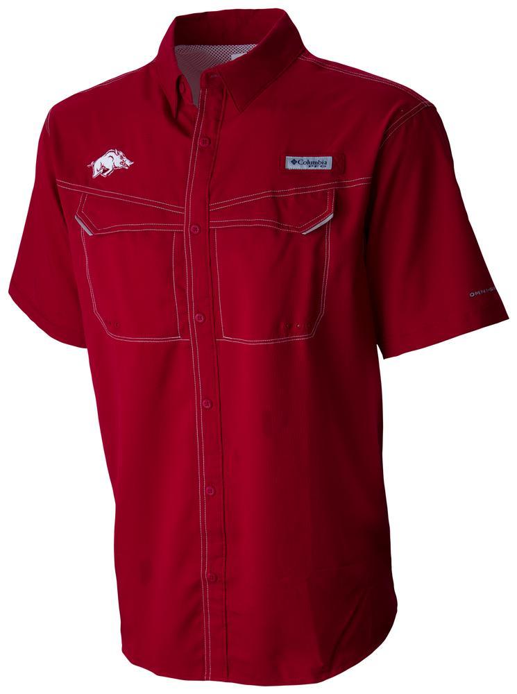 Arkansas Columbia Low Drag Offshore Shirt