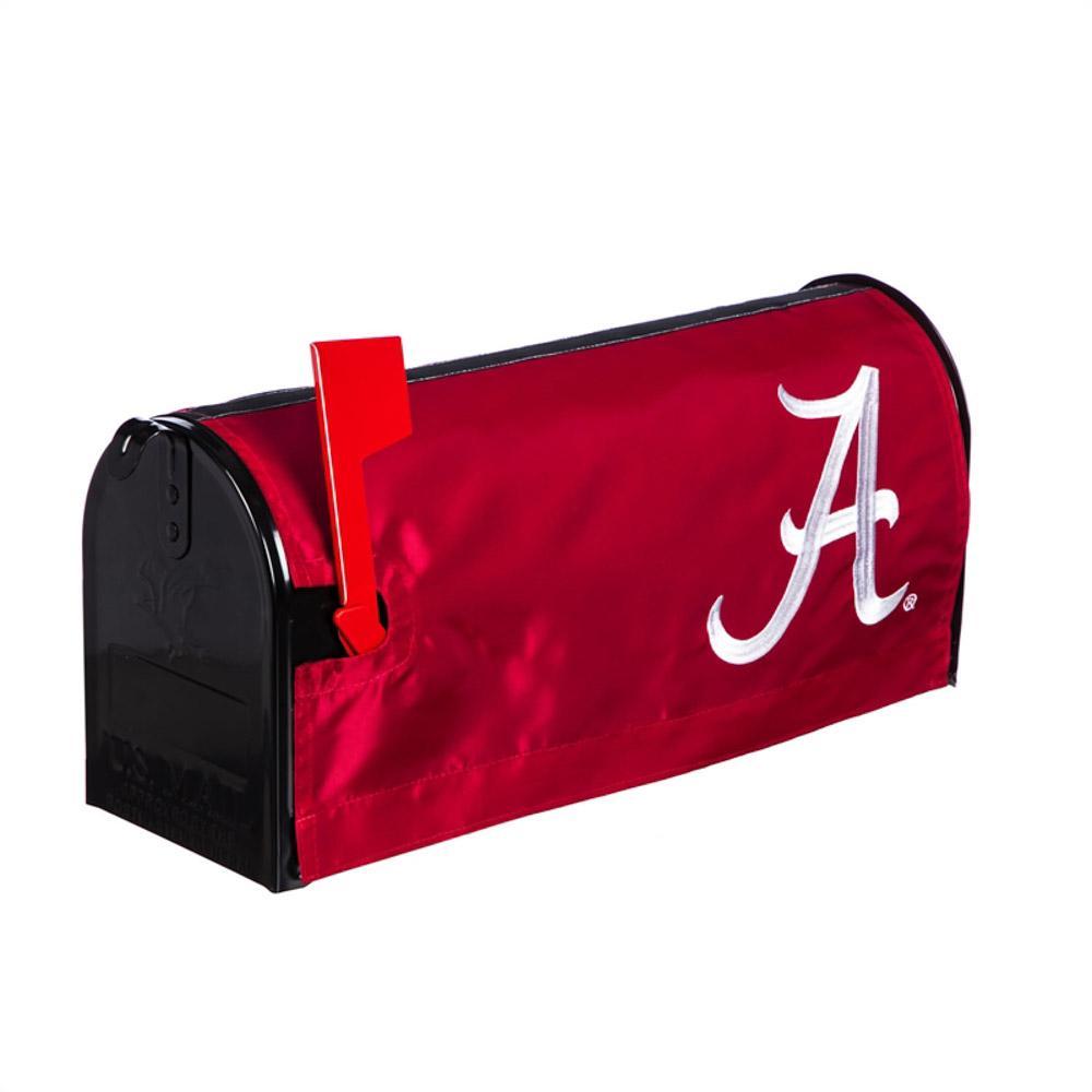 Alabama Applique Mailbox Cover