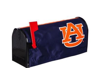 Auburn Applique Mailbox Cover