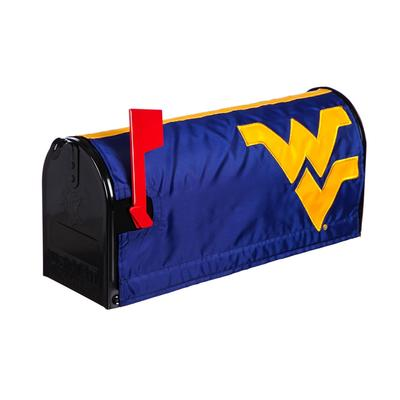 West Virginia Applique Mailbox Cover
