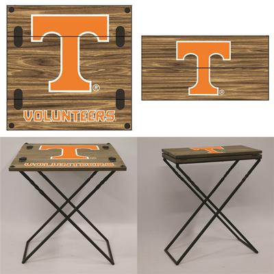 Tennessee Pull Up Fold Out Table