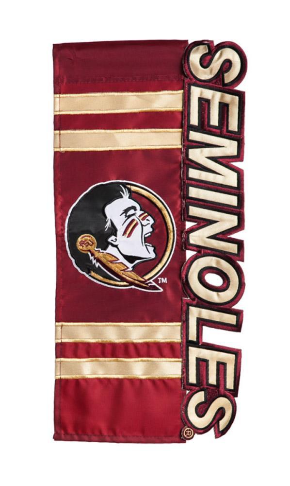 Florida State Seminoles House Flag