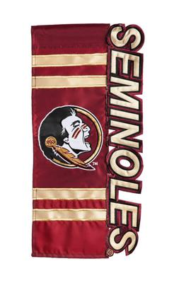 Florida State SEMINOLES House Flag
